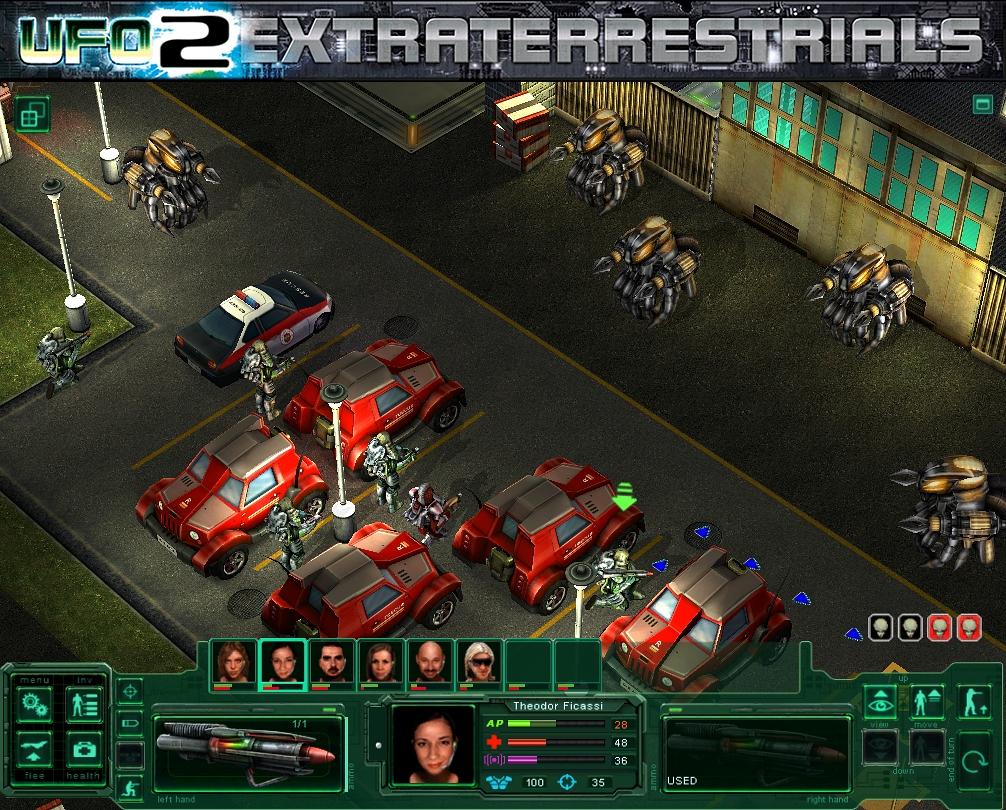 Screenshots : UFO2Extraterrestrials
