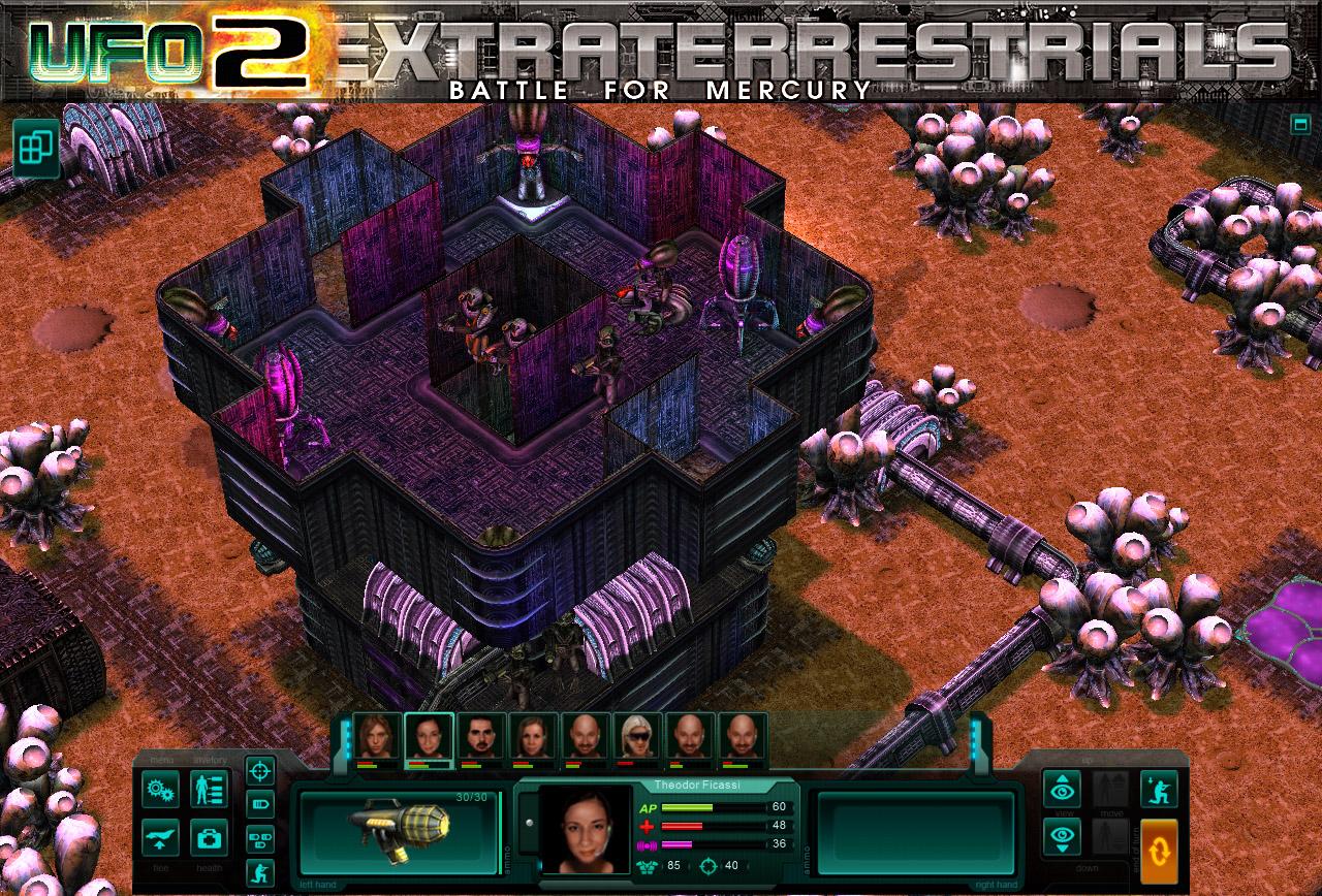 AGFC: UFO2 Extraterrestrials